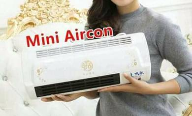 Mini aircond viral