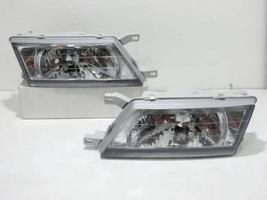 Nissan Sentra B14 Head Lamp 95-99 Crystal Clear