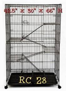 BIG Cat Cage 4 tingkat RC28