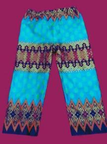 Seluar Batik dan pelikat