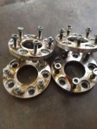 Spacer half inch pcd 114.3 to 114.3 5 lubang