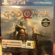 PS4 God of War 4 R3