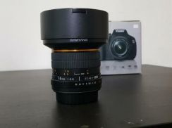 Samyang 14mm f2.8 (canon mount)