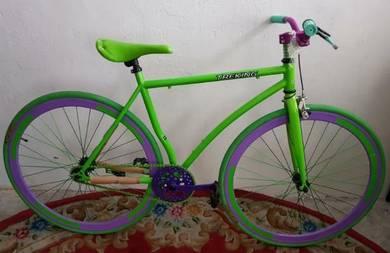 Basikal fixie 27.5