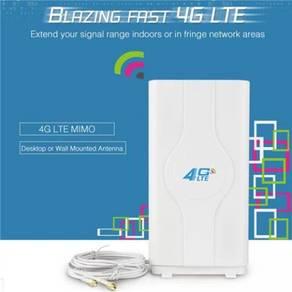 4G LTE 88dBi SMA Dual Connector WiFi MIMO Antenna
