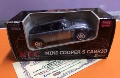 KFC Collection Series - MINI COPPER CABRIO