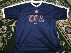 USA nike training jersey S