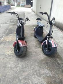 Harley electric Scooter perak