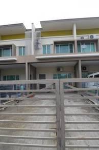 Taman Aman Sari Menggatal Double storey Terrace
