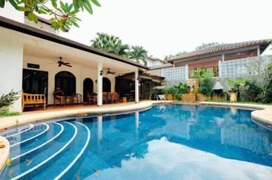 8,000 sqft Bungalow with Private Pool, Taman Zooview Taman Melawati