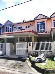 2 tingkat Double storey bandar Laguna Merbok Sungai Petani