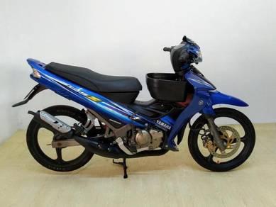 Yamaha Y125 Y125zr Y 125 ZR - 2012 - DP 1999 OTR