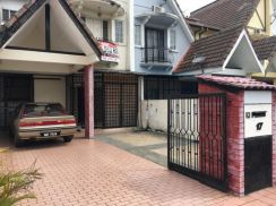 FREEHOLD 2 Storey Terrace Taman Setiawangsa, Wangsa Maju KL RENOVATED