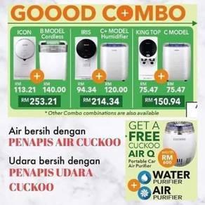 Cukcoo water filter