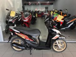 HONDA SPACY 110 (DEPOSIT 500 ) 2013 (mega sales)