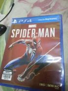 Ps4 game spiderman