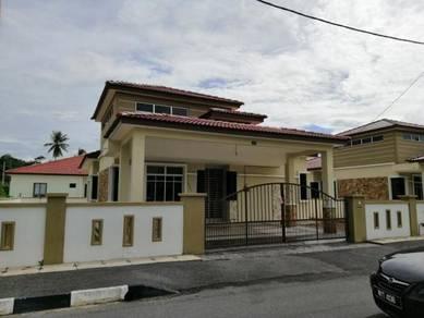 Desa bukit tinggi bungalow near airport and plus highway for rent