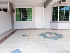 New single storey house for rent