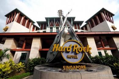 Hard Rock Hotel Singapore RWS (Deluxe Room)