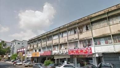 Pudu Ulu Shop Lot EndLot Cheras Facing Main Road Below Bank Value