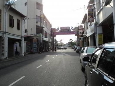 Jalan Bunga Raya Melaka Double story heritage shop lot