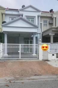 Rumah Teres Seksyen U11, Bukit Bandaraya RENOVATED