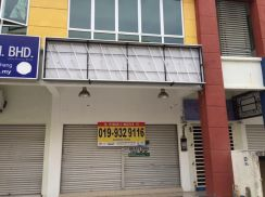 Ground Floor Shop Jln Putra Square ( China Town )