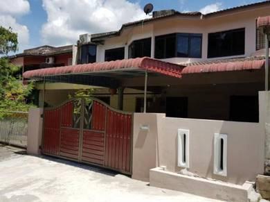 Taman silibin ipoh full reno cheap/ full loan / markup loan gov loan
