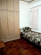 Single-Bed Middle Room For Female Available For Rent in Bukit Bintang
