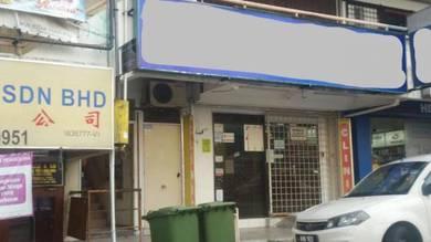 Ground floor Shop lot to rent
