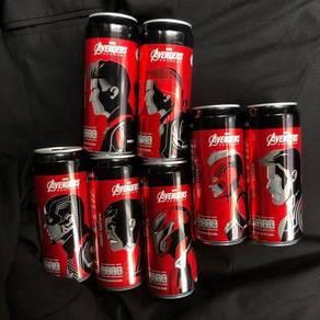 Marvel Avengers Endgame Coca Cola