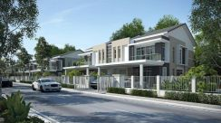 [0% downpayment with Cashback]22x75 selling near to Bangi