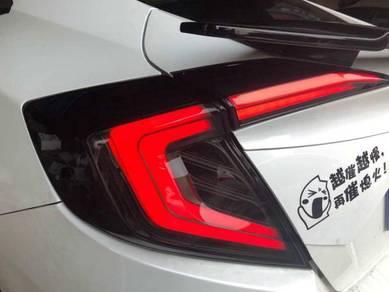 Honda Civic Fc Running Signal Tail Lamp (Smoked)