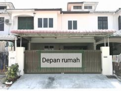 Newly Renovated, 2 Storey Terrace House,Tasek Taman Ehsan
