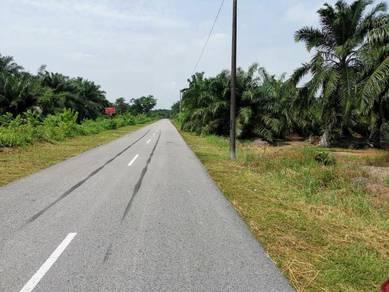 Tanah Setengah Ekar Hujung Permatang Kuala Selangor