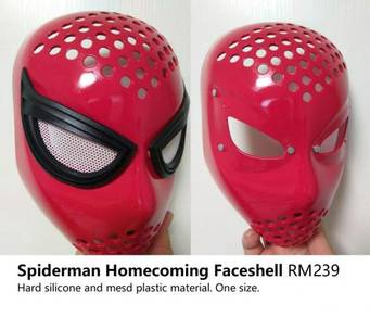 Spiderman Homecoming Costume Suit Faceshell