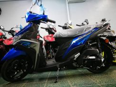 Yamaha ego solariz (promosi deposit rendah)