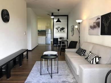 RENT | Maya Condominium | Likas KK | Fully Furnished | 6th Floor