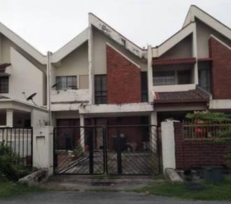 SS15 Subang Jaya 2sty house freehold 22x80 for sale