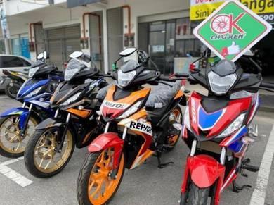 Honda rs150 v2 only