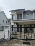 Partly Furnish - Double Storey Semi D , Taman Alam Suria , Puncak Alam