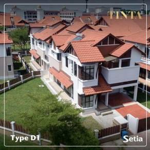 Semi Detached House @ Tinta, Alam Impian