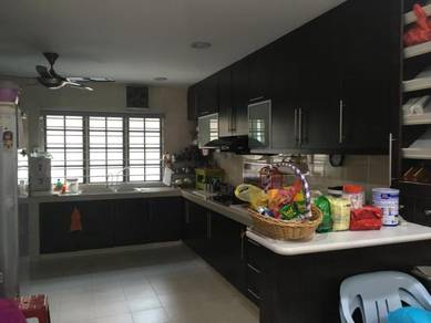 Double Storey House at Putra Heights Section 2 for SALE!!