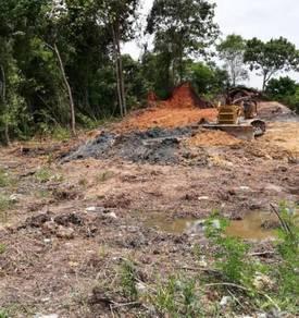 Road Side Land, Jln Datuk Stephen Yong Link, Kuching