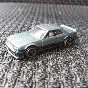 Hotwheels Grey Nissan Skyline R30
