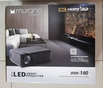 Murano mn-140 Smart 4K Projector
