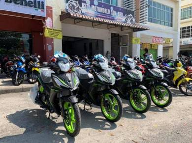 New SYM VF3 LE 185i ABS Top Speed 17+ KM/H Ready