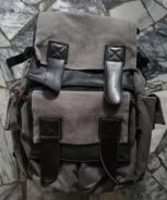 Camera bag (backpack)
