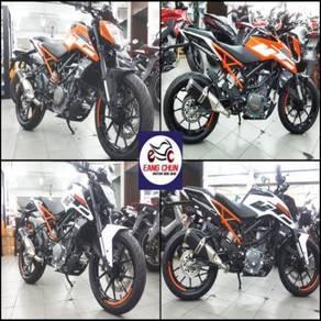 KTM Duke 250 ABS New Face Lift D/P Paling Murah