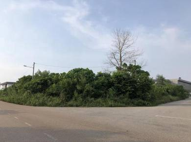 Industrial Land at Lunas, Kulim, Freehold, Zoning Industrial,1.37acre